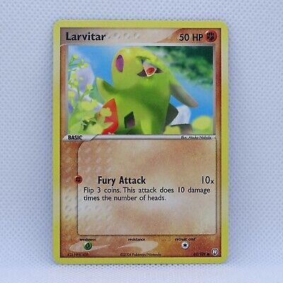 Larvitar 62/109 - EX Team Rocket Returns - Pokemon
