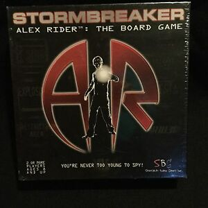 Stormbreaker A R New Sealed game-please check my other ads