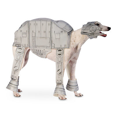 Star Wars AT-AT IMPERIAL WALKER COSTUME Dog Pet Empire Strikes Back Medium 14 16 - Dog Imperial Walker Costume