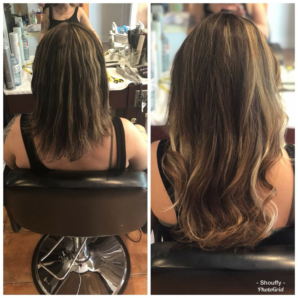 Fusion Micro Bead Hair Extensions Health Special Needs