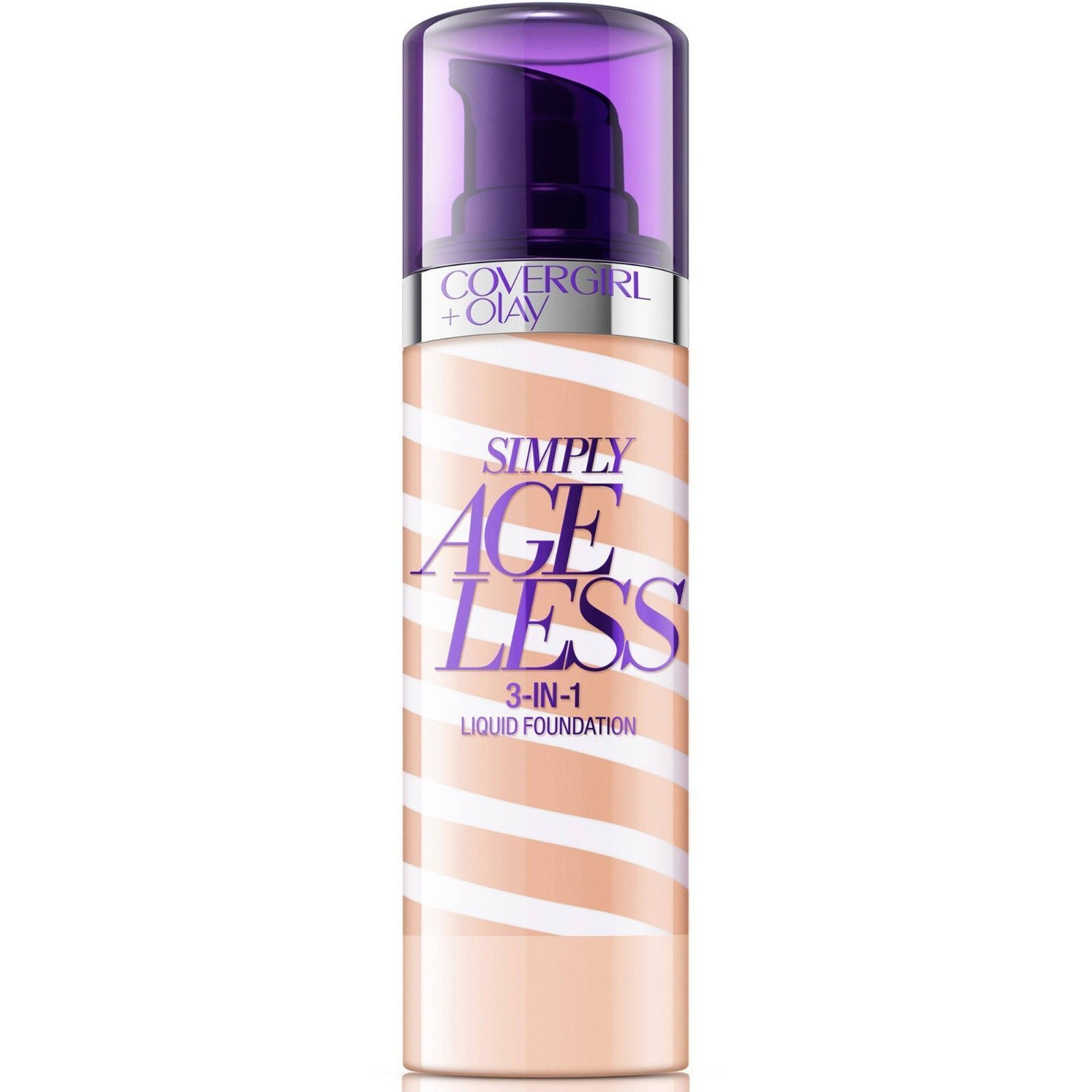 CoverGirl + Olay Simply Ageless Liquid Foundation ~ Choose F