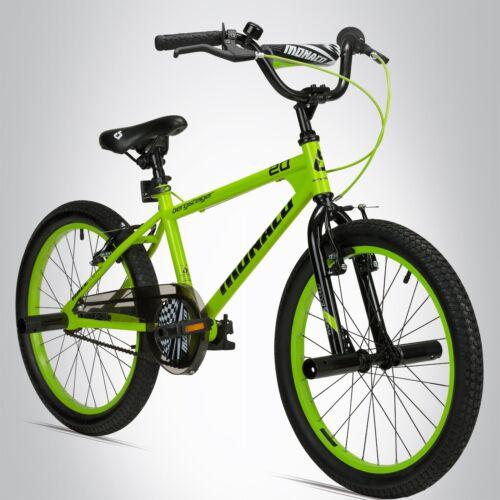 20 Zoll BMX Bergsteiger Monaco Kinderfahrrad Bike Freestyle Kinderrad Fahrrad