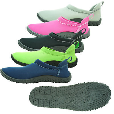 AQUA Wasser Schuhe Neoprenschuhe Schwimmschuhe Herren/D… |