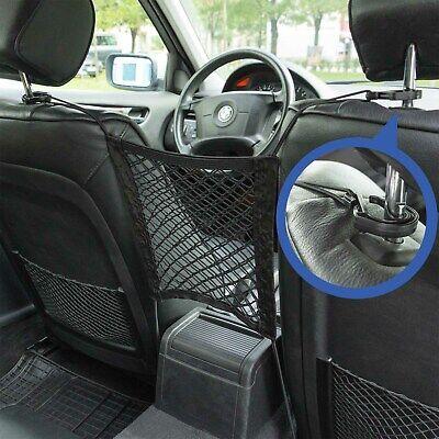 Para Todos Vehículos Automóvil Camión Coche Asiento Red Bandeja Móvil Bolsa Box