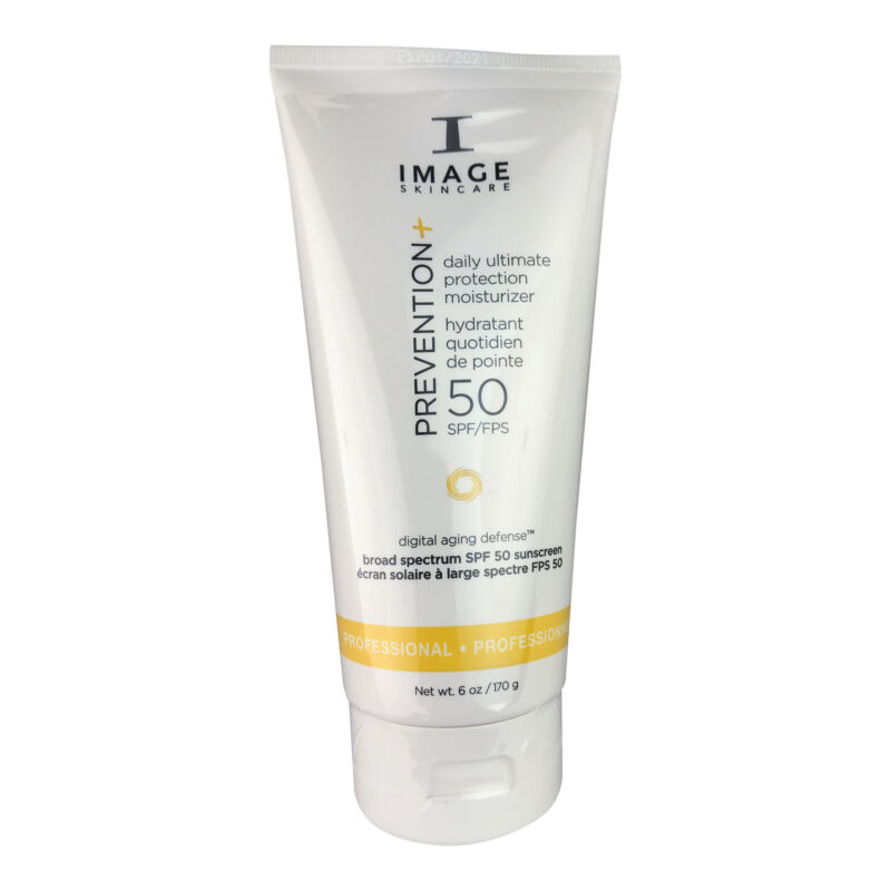 Image Skincare Prevention + Daily Ultimate Protection Moisturizer SPF 50 PRO ...