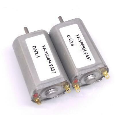 2410mA 2 pcs 1.5V DC Motor