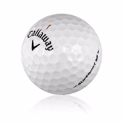 120 Callaway Superhot Mix Near Mint Used Golf Balls AAAA
