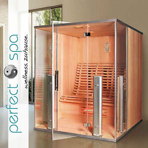 argos ii infrarotkabine sauna w rmekabine infrarotsauna infrarotw rmekabine neu. Black Bedroom Furniture Sets. Home Design Ideas