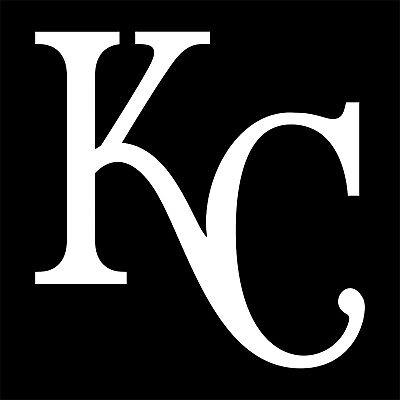 Kansas City KC Royals MLB Logo Team Baseball Vinyl Decal Sticker Car Window. Baseball Car Decals