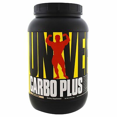 Universal Nutrition  Carbo Plus  High-Energy Complex Carbohydrate Drink (Nutrition Drink Mix)
