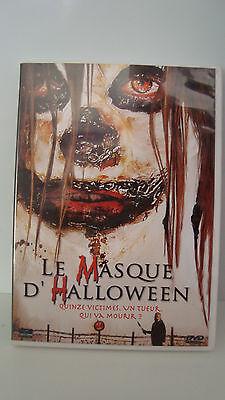 OWEEN AMY WEBER MICHAEL ZARA  (Le Masque D'halloween)