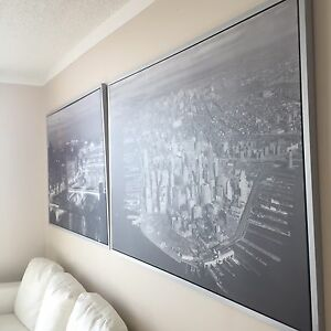 Large IKEA pictures