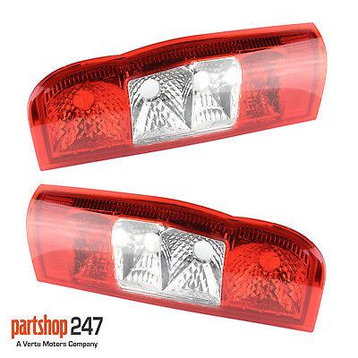 Ford Transit Custom Rear Tail Light Back Lamp Lens Right O//S 2013 Onwards