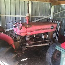 Massey Ferguson 135 running Williamtown Port Stephens Area Preview