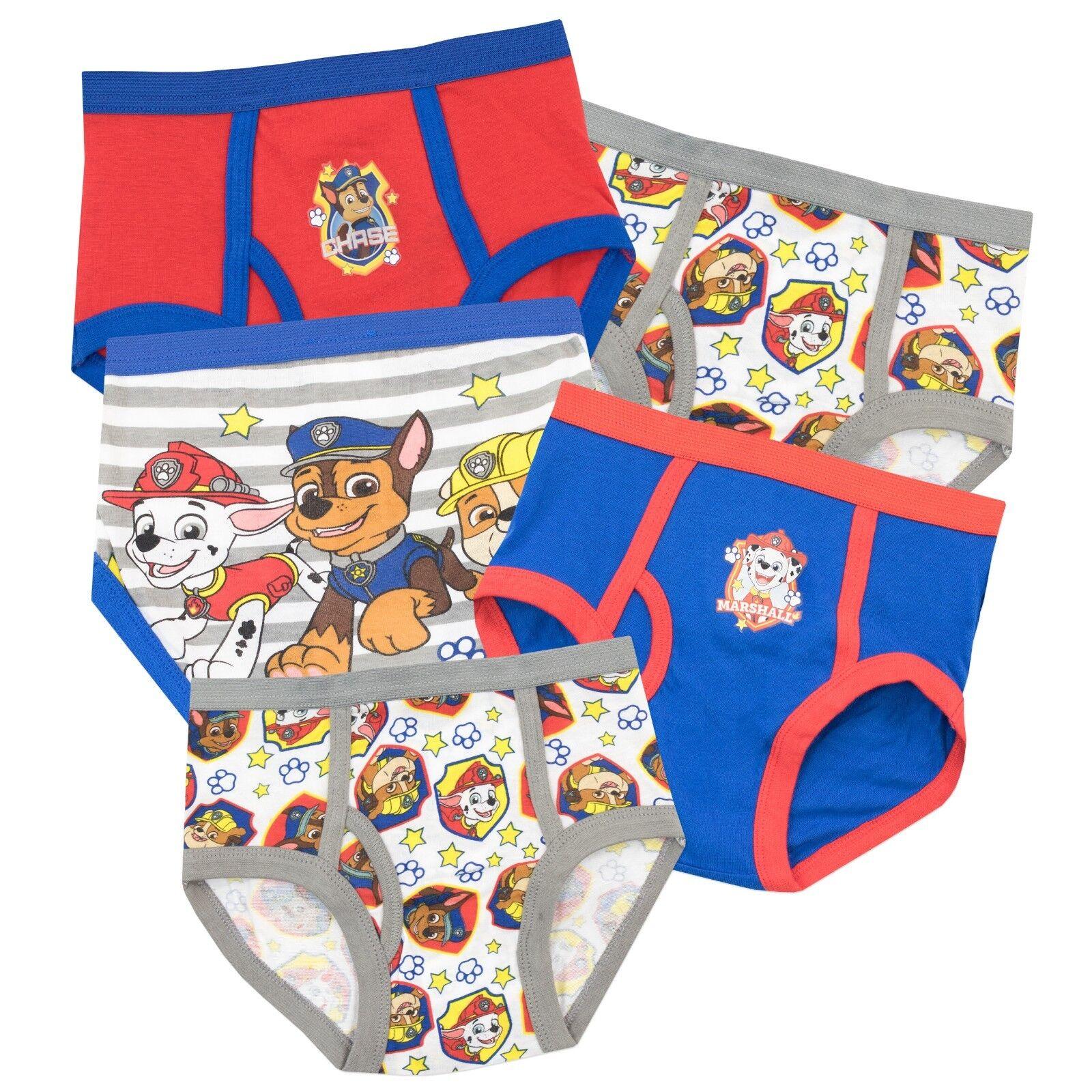 underwear pack of 5 boys undies kids