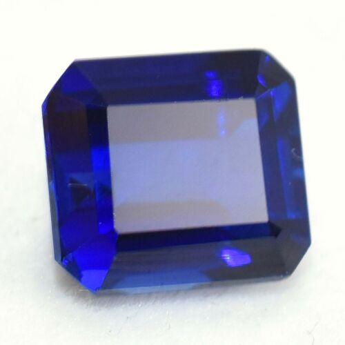 Natural 8.45 Ct Unheated Ceylon Blue Sapphire Certified Loose Gemstones