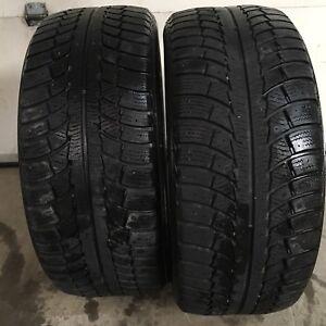 2 x pneus hiver 225/50R17
