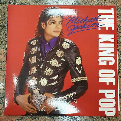 Michael Jackson – The King of Pop - BAD Tour - Wembley, London ' 3 X LP MINT segunda mano  Valencia