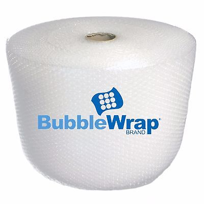 Official Sealed Air Bubble Wrap - 1400 Ft Roll - 316 Small Bubble - 12 Perf