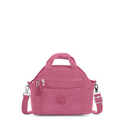 Kipling Meora Crossbody Handbag Fig Purple