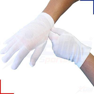 100% Cotton Lining Gloves Medisure Eczema Dermatitis Psoriasis Moisturising