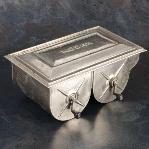 :Kodak Developing Machine Style E Stainless Steel Daylight Tank