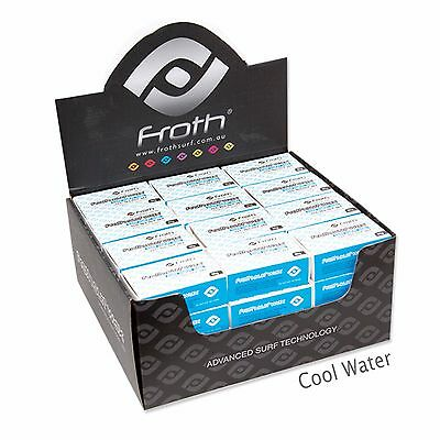 Froth Surf Wax - Cool Water Temp - Case of 48 *Wholesale*