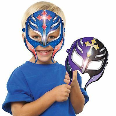 8 WWE Wrestling Rey Mysterio Smackdown Card Mask Girl Boys Party Favour Wrestler (Girl Wrestler Costume)