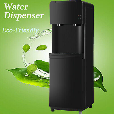 Water Cooler Compressor Refrigeration Water Dispenser Hot Cold Stainless Steel