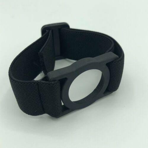 Freestyle Libre FLEXIBLE  Armband for Sensor - Matte Black - US Seller