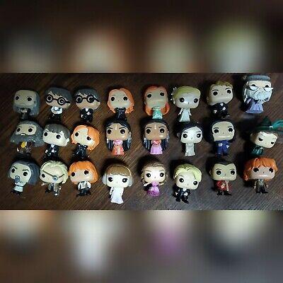 Funko Mini Pop Advent Calendar Harry Potter Hermione Ron Draco Neville Lot Of 24