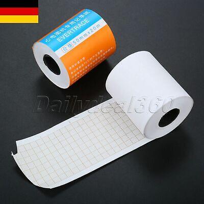 Ekg Maschine (1 Rolle Thermodruck Papier für ECG/EKG Maschine Patient Monitor 50mm*20m Medizin)