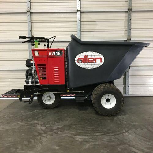 16CF Wheel Buggy-ALLEN