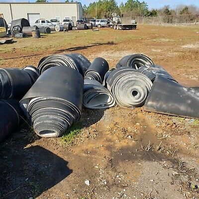 Used Rolls of Conveyor Belt