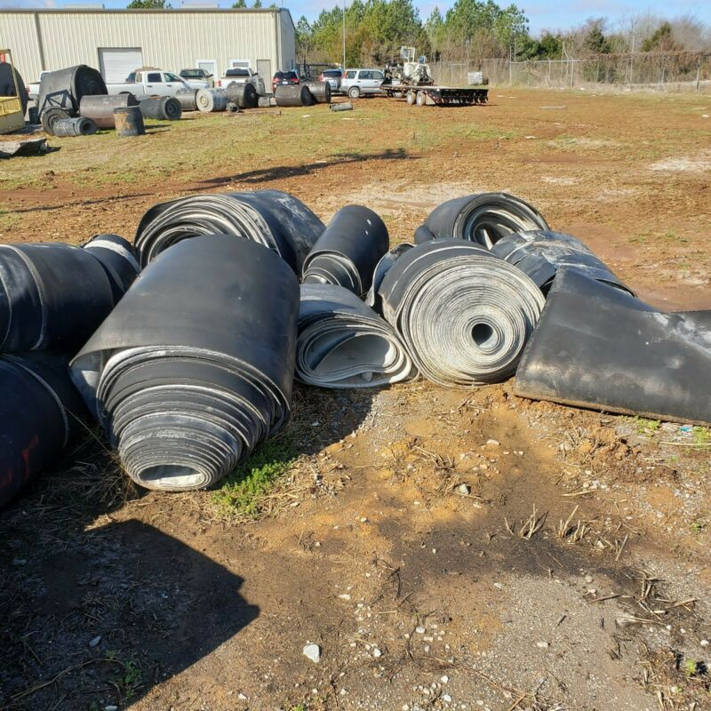 Used Rolls of Conveyor Belt