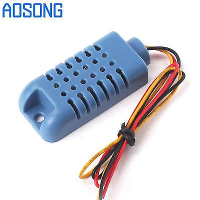 2pcs Amt1001 4.75v-5.25v Resistive Temperature And Humidity Sensor Module Probe