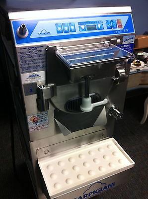 Carpigiani Lb 302 G Rtx Batch Freezer Gelato Ice Cream 3 Phase Water Cooled