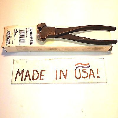 """72-7"""" Crescent Heavy Duty End Cutter, Nipper-New-USA Made- New Old Stock"""