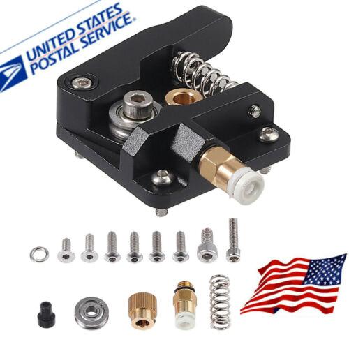 1 Set Metal Extruder Parts for Ender 3 5 MK8 Creality CR-10 10S 3D Printer Black