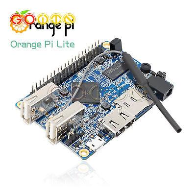 Compatible Pc Desktop Computer (1.2Ghz A7 Wifi Orange Pi Lite PC Compatible Android Ubuntu Debian Rasberry Pi )