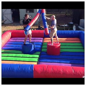 Gladiator jumping castle hire Burpengary Caboolture Area Preview