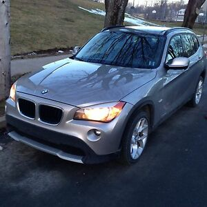 2012 BMW X1 SUV with  Spots Package and Navigation