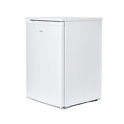 Igenix IG255W Freestanding Under Counter Larder Fridge, 55cm Wide - White