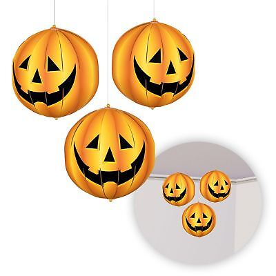 Halloween Ceiling Decorations (3 Halloween 3D 6