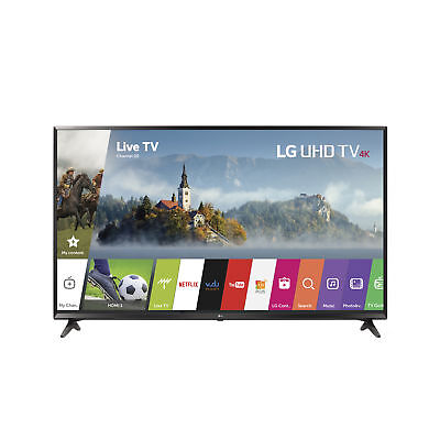 "LG 55"" Class 4K (2160P) Smart LED TV (55UJ6300)"
