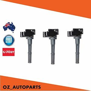 # 3x Toyota Landcruiser Ignition Coil Prado Hilux Pickup 4Runner 5VZ-FE 3.4L
