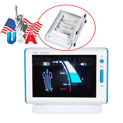 Dte Style Dental Apex Locator Root Canal Finder Endo Endodontic Instrument