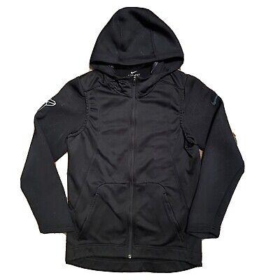 Nike Kobe Therma Sphere Hyper Elite Hoodie Zip Black 800075 533 Men's Size Small