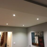 $50 DOLLAR LED POTLIGHT INSTALLATION CALL NOW 647-823-7932