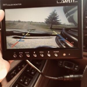 Rear View Safety Rear Camera with Trailer Tow Kit